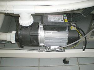 двигатель для гидромассажа ванны gemy